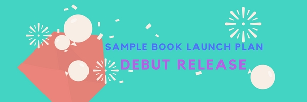 Sample Book Launch Plan